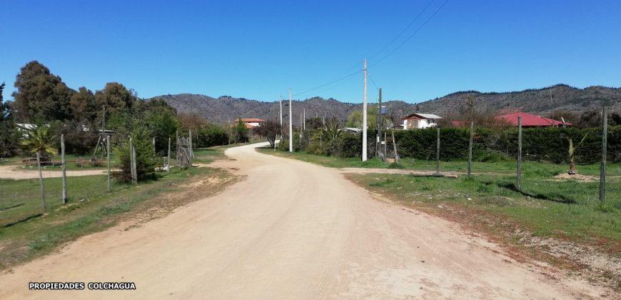 Arriendo casa con amplio terreno