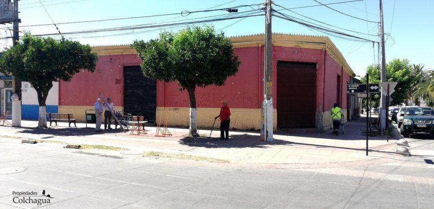 La mejor esquina de Nancagua